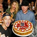 Cody Simpson Celebrates Birthday With Gigi Hadid, Miley Cyrus, And Justin Bieber