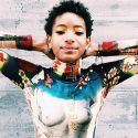 Willow Smith's Naked Boob Shirt Causes Controversy On Instagram