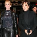 Jessica Alba, Melanie Griffith And Kris Jenner Have A Blast At Gwen Stefani's Concert