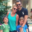 Britney Spears Has A Blast With Beau Charlie Ebersol And Her Boys