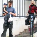 Fergie And Josh Duhamel Spend A Fun Family Day Their Adorable Son, Axl
