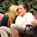 Vito Schnabel Looks About As Uncomfortable As We Are About Heidi Klum's PDA