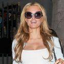 Paris Hilton's Bustin' Out In See-Through Ensemble At Nick Jonas' <em>GQ</em> Party
