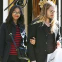 Zoe Saldana And Hubby Marco Perego Go On A Shopping Spree For Their Twins