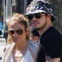 "<em><span class=""exclusive"">EXCLUSIVE PHOTOS</span></em> - Jennifer Lopez And Casper Smart's Love Continues To Stay Strong"