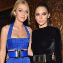 Kendall Jenner And Gigi Hadid Sizzle At Balmain After-Party In Paris