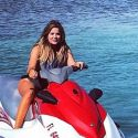 Khloe Kardashian And French Montana Vacation Together In Florida