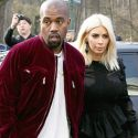 Kim Kardashian And Kanye West Cause Chaos At Louis Vuitton Show