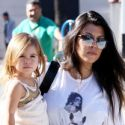 "Mason Disick Tells Photogs To ""Take A Picture of Penelope!"" At Dance Class"