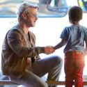 Charlize Theron's Son Melts Sean Penn's Heart