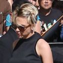 Scarlett Johansson Jokes About Filming <em>Avengers: Age of Ultron</em> While Pregnant