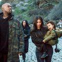 Kim Kardashian, Kanye West And North See The Sights In Armenia