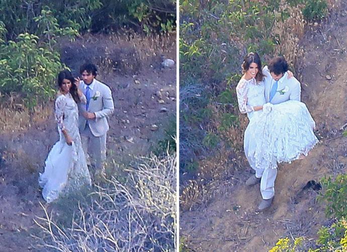 Exclusive photos nikki reed and ian somerhalder marry in malibu exclusive photos nikki reed and ian somerhalder marry in malibu junglespirit Images