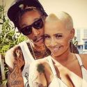 "Amber Rose Posts Dramatic Instagram: ""I Pray, Dream And Hope"" To Get Back Together With Wiz Khalifa"