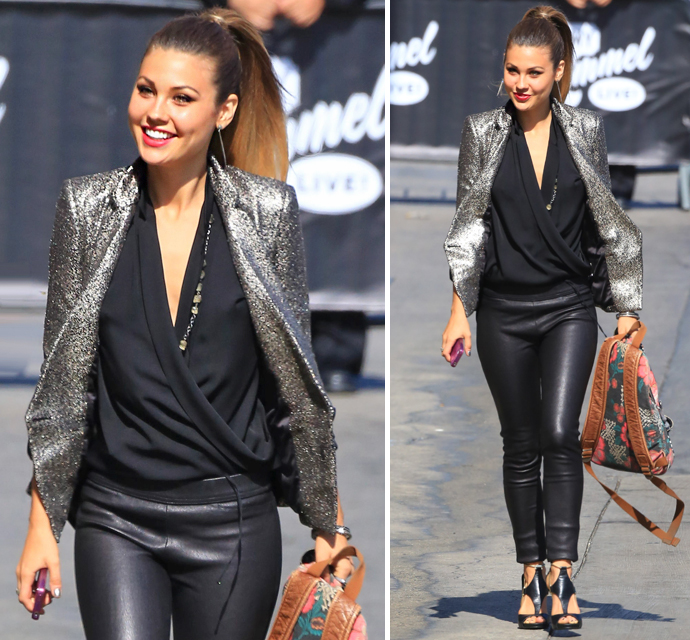 Britt Nilsson May Have Been Rejected For The Next Season Of Bachelorette But She Looked Like A Million Bucks When Appeared On Jimmy Kimmel Live