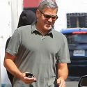 George Clooney Is All Smiles After <em>Tomorrowland</em> Bombs At The Box Office