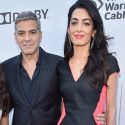 George And Amal Clooney Are Picture Perfect At The <em>Tomorrowland</em> Premiere At Disneyland