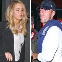 Jennifer Lawrence And Chris Martin Keep A Low Profile After Attending Nepal Benefit Together