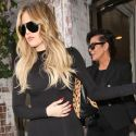 Kendall Jenner And Khloe Kardashian Have A Post-Mother's Day Outing With Mom Kris Jenner