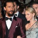 Matthew McConaughey And Naomi Watts' Film Is Booed At Cannes, But They Don't Mind