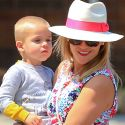 Reese Witherspoon Has Her Hands Full With Her Adorable Son, Tennessee