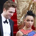 Rob Pattinson And FKA Twigs Share The Look Of Love On The Met Gala Red Carpet
