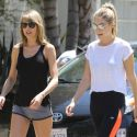 Taylor Swift Supports Gigi Hadid After Split From Cody Simpson