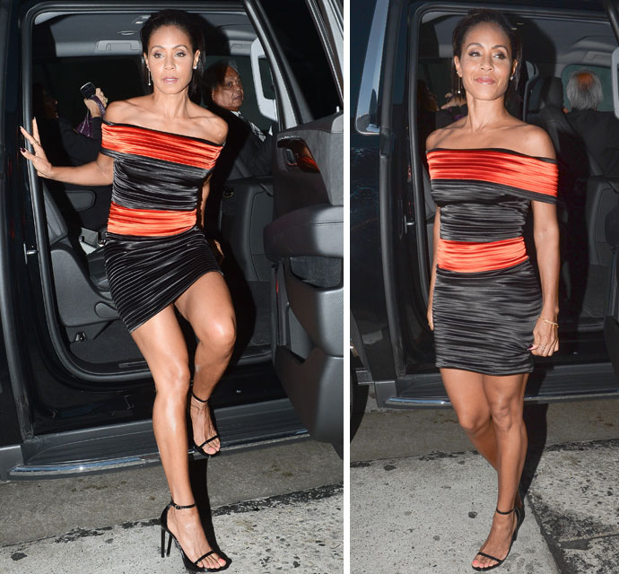 Jada Pinkett Smith Howard Stern Jada Pinkett Smith May Not be
