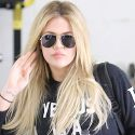 Khloe Kardashian Hits The Gym With Her Newly Blonde Locks Amid Rumors That She And Lamar Are Getting A Reality Show