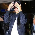 Kylie Jenner And Tyga Return Home After Bar Brawl In Switzerland
