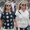 Reese Witherspoon And Her Matchy-Matchy Daughter Are Ridiculous In Rome