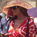Super Sexy Caitlyn Jenner Turns Heads At The Del Mar Racetrack