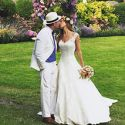 Director Guy Ritchie And Model Jacqui Ainsley Marry In England