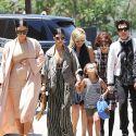 The Kardashians Slip Into Sexy Outfits To Celebrate Their Grandmother's Birthday