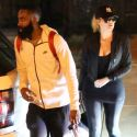 """<em><span class=""""exclusive"""">EXCLUSIVE PHOTOS</span></em> - Khloe Kardashian Goes On A Sexy Date With NBA Star James Harden"""