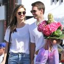 "<em><span class=""exclusive"">EXCLUSIVE PHOTOS</span></em> -- It's True Love For Miranda Kerr And Her Snapchat Billionaire Boyfriend Evan Spiegel"