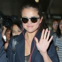 Selena Gomez Is Happy To Be Home After Celebrating Her Birthday In London