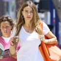 Sofia Vergara's Not In A Great Mood After Too Much Coffee