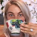Julianne Hough Shows Off Some Major Engagement Bling