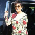 Khloe Kardashian Supports Mom Kris Jenner At Cookbook Signing