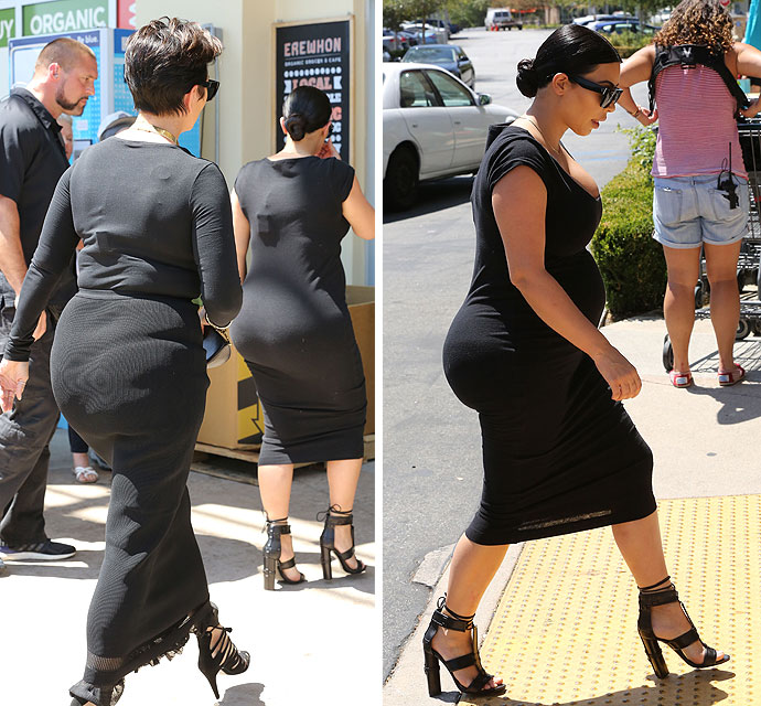 Kris jenner big ass