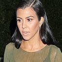 "<em><span class=""exclusive"">EXCLUSIVE PHOTOS</span></em> - Kourtney Kardashian Does A Bang Up Job On Her New Mercedes"