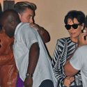 Kris Jenner And Corey Gamble Double Date With Lance Bass And Michael Turchin