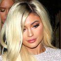 Kylie Jenner Goes Blonde For Birthday Bash, Gets $260K Ferrari From Boyfriend Tyga