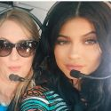 Kylie Jenner Celebrates Her Birthday Yet Again ... This Time In Canada