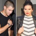 Hot Couple Alert! - Nick Jonas And Kendall Jenner Are Dating