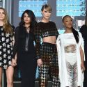Taylor Swift Is Supported By Her Beautiful A-List Besties At The MTV VMAs