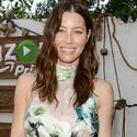 Jessica Biel Shows Off Slim Physique Five Months After Giving Birth To Son Silas