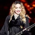Jennifer Lopez And Casper Smart Have Date Night At The Madonna Concert
