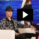 "Justin Bieber Tells Ellen DeGeneres: ""I'm Single, Ladies ... And Ready To Mingle"""